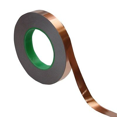 Copper Foil Tape - 34 X 55 Yds - Emi Conductive Adhesive Ship From Usa