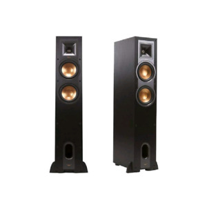 Klipsch Reference R24F 75-Watt Tower Speakers - Pair in mint con