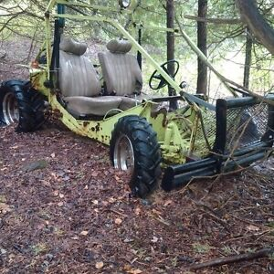 VW Dune Buggy project