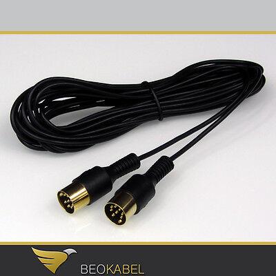 (5,18€/m) Powerlink Kabel MK3 dünn 5m für B&O BANG & OLUFSEN BeoSound BeoLab