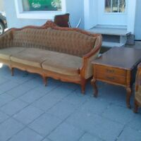 superbe sofa antique