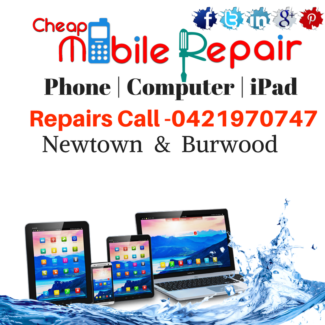 Cheap iPhone Screen Replacement Sydney iPad Repairs Newtown