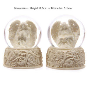 BN - Novelty Waterball Snow Globe - Fairy, Egyptian, Skulls, Knight, Elephant