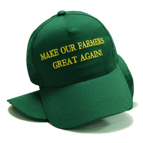 Make Our Farmers Great Again Hat Donald Trump 2020 America Adjustable Hat