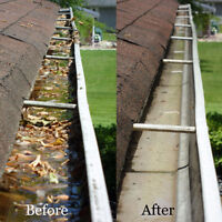 Gutter/Eaves Cleaning