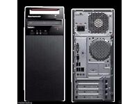 Lenovo ThinkCenter Edge Desktop/PC Intel Core i3-2120 3.30GHz 8GB RAM Windows 7
