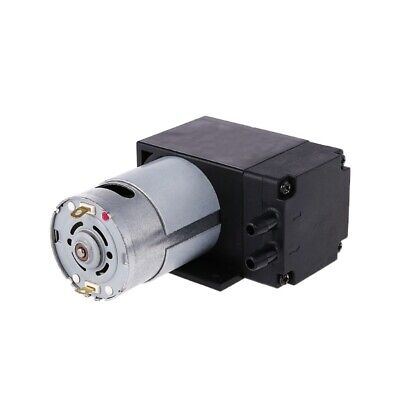 12v Micro Vacuum Pump 8 Lmin High Pressure Suction Diaphragm Pump With Holder