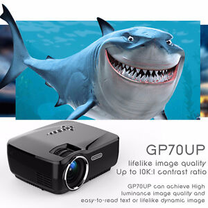 Smart LED Projector 4.4 Bluetooth Wifi 9/10 Condition