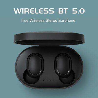 2020 Wireless Earbuds Bluetooth 5.0 Headphones Earphone Headset Noise Cancelling