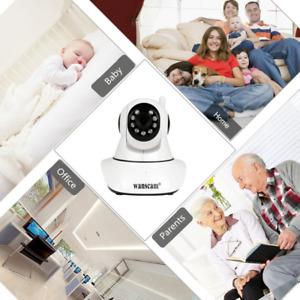 Security IP Camera Wireless Network WiFi Pan Tilt Night Vision