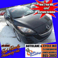 2010 Mazda 3 Sedan Runs Great Sharp Car only $6995 Bedford Halifax Preview