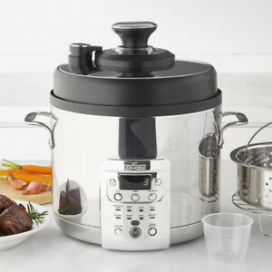 All-Clad Pressure Cooker / Slow Cooker (All-Clad Instant Pot)