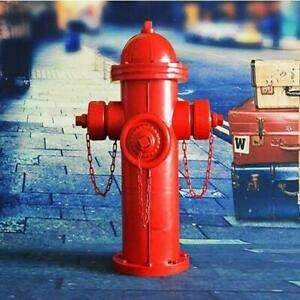 Used Fire Hydrant Garden Sculpture(020037)