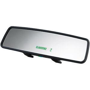 Callstel Extraschlanker Kfz-Rückspiegel inkl. Freisprecher mit Bluetooth