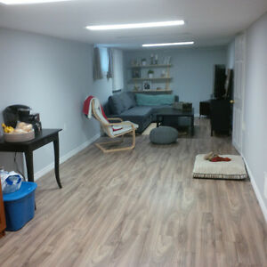 2-Bedroom Basement Apartment in Old North for $500/Room for Sept