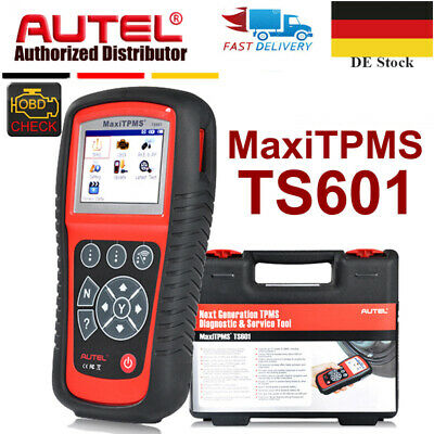 System-diagnose-gerät (Autel TS601 Reifendruckkontrollsystem Diagnosegerät Werkzeuge TPMS Scanner DTCs)