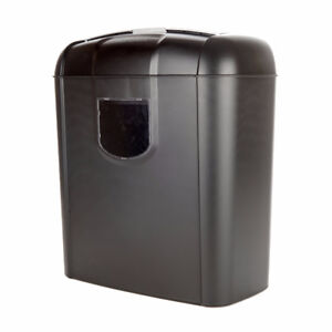 Insignia 6-Sheet Cross-Cut Shredder