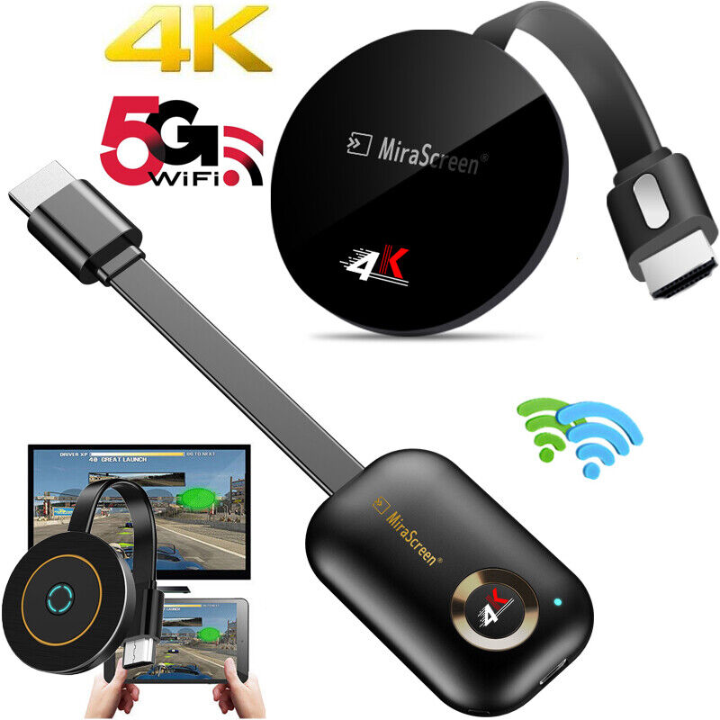 5G 4K HDMI WiFi Display Dongle Adapter for iPhone 11 HUAWEI