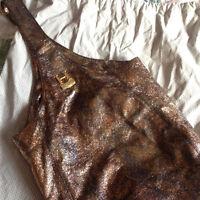 Designer purse Halston Heritage Catherine bucket bag