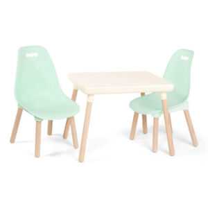 BRAND NEW B. Kid Century Modern Table & Chairs Set TODDLERS