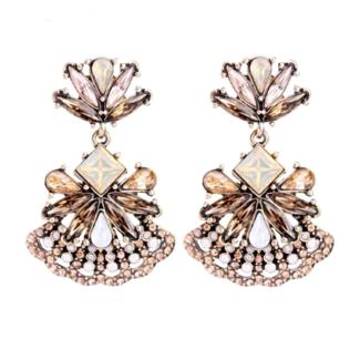 Vintage Bridal Earrings//BRAND NEW