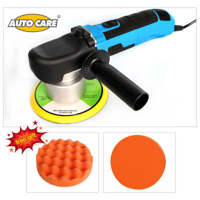 "6"" Electric Car Polisher Sander DA Variable 6-Speed Buffer Waxer Detail Machine for sale  Shipping to Canada"