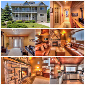 5 Bed Blue Mountain Chalet Sleeps 14