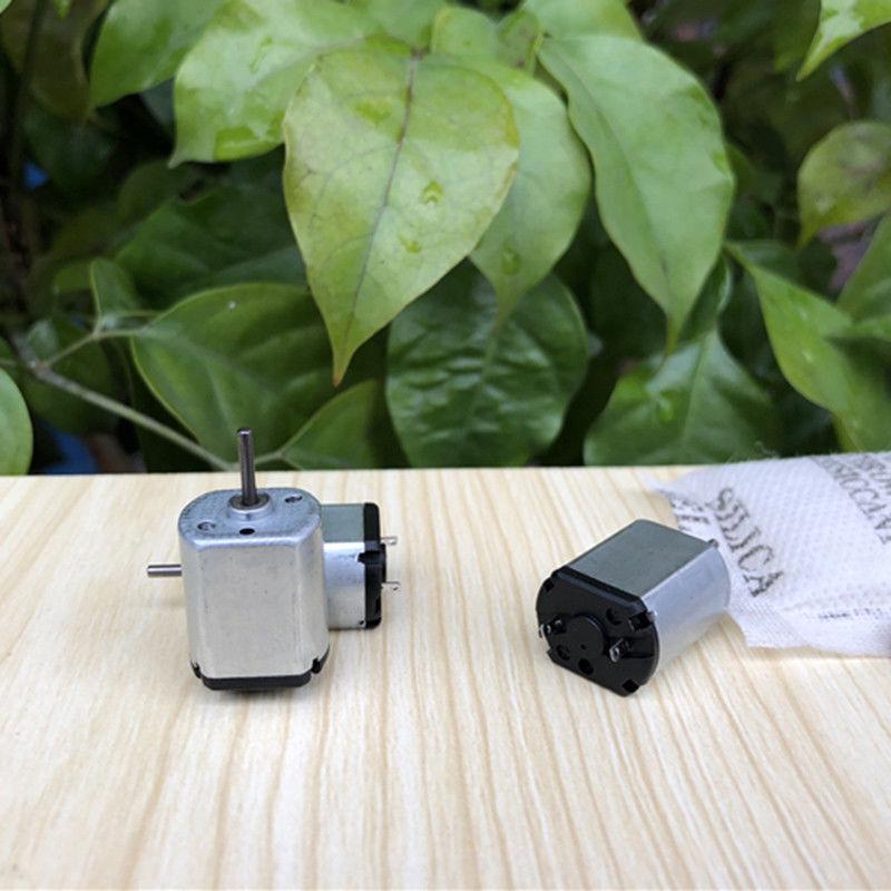 NMB FF-030PK Mini 15mm DC Motor Worm Gear Shaft DC 1.5V 3V 11800RPM High Speed