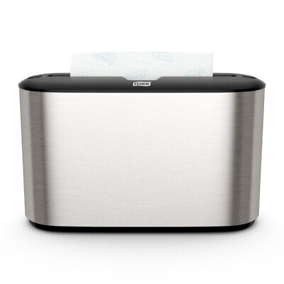 Tork 302030 Xpress Countertop Multifold Hand Towel Dispenser - Stainless Steel