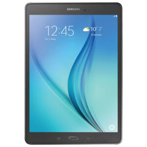 "Samsung Galaxy Tab A 8"" 16GB Android 5.0 Tablet - Titanium"
