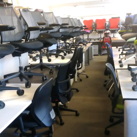 From £10 Upwards Office furniture store city used office furniture