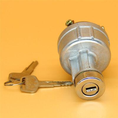 6 Pole Ignition Switch With 2 Keys Fit John Deere 650 750 850 Yanmar