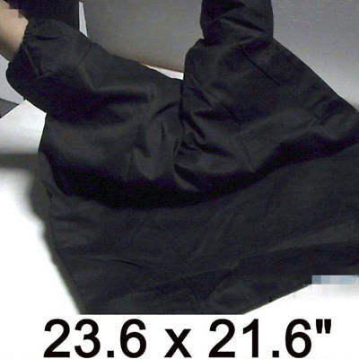 "23.6""x21.6"" Film Changing DarkRoom Dark Room Load Photography Zipper Camera Bag"