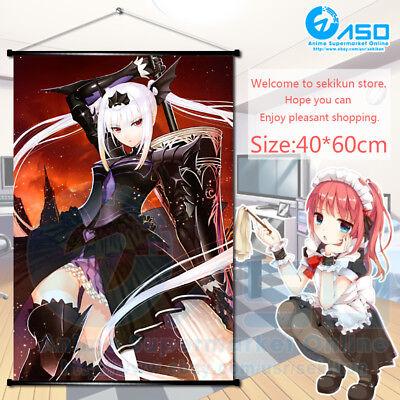 Anime Shining Resonance Wall Scroll Poster Excela Noa Aura Home Decor Collection
