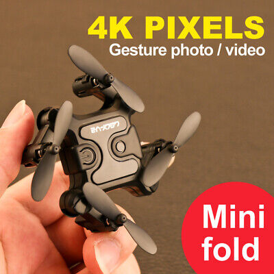 4DRC-V2 Mini Drone Selfie WIFI FPV With HD Camera Foldable Arm RC Quadcopter