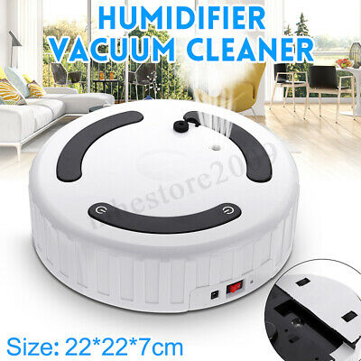 3 Sweeper (3-in-1 Automatic Smart Sweeping Robot Vacuum Cleaner Sweeper/Humidifier/Mopping)