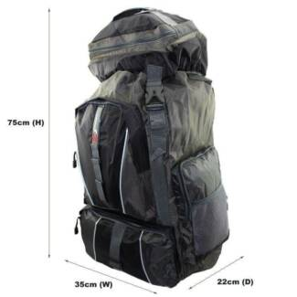 90L TOUGH OUTDOOR BACKPACK  CAMPING HIKING TRAVELLING BAG Caulfield South Glen Eira Area Preview