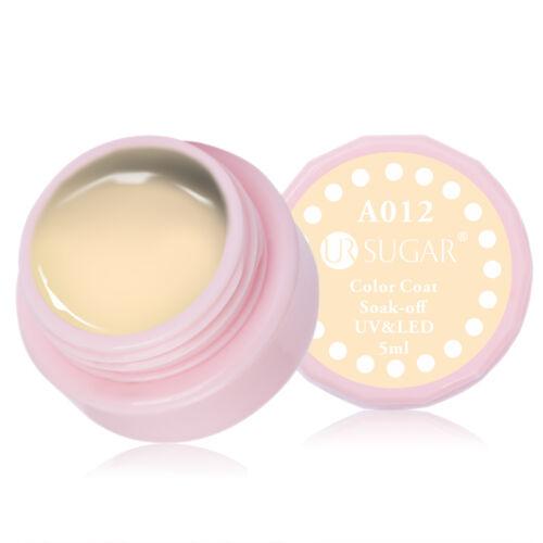 5ml Nail UV Gel Polish Soak Off Nail Art Gel Color Varnish Manicure UV/LED DIY