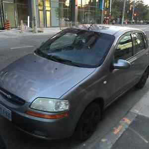 2006 Chevrolet Aveo Hatchback