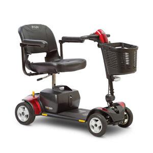 Pride Mobility Go-Go Elite Traveller Plus 4-Wheel Scooter