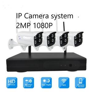 Security camera system High Definition 2 Mega Pixell