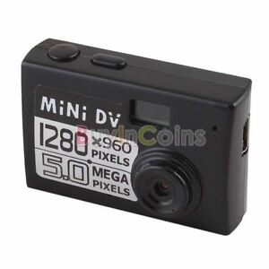 Digital-Camera-5MP-HD-Smallest-Mini-DV-Spy-Video-Recorder-Camcorder-Webcam-WAV-J