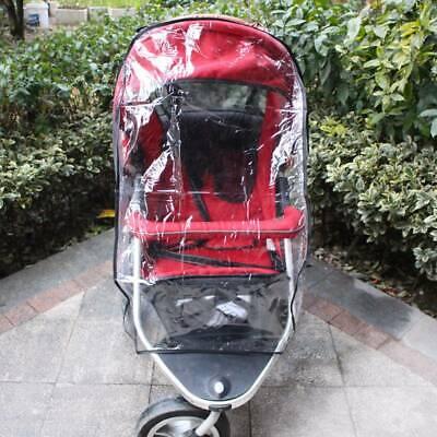 Universal Baby Stroller Waterproof Rain Cover Wind Dust Shie