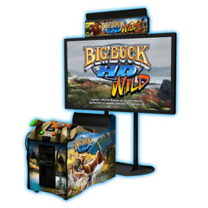 BIG BUCK HUNTER HD WITH UPGRADES INCLUDED