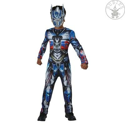 RUB 3630996 Optimus Prime Lizenz Kostüm Transformers 5 Classic 9 bis 14 Jahre