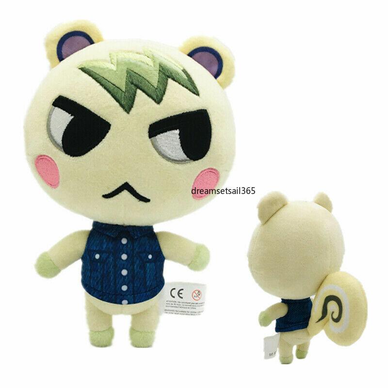 "Animal Crossing Marshal 8"" Soft Plush Toy Stuffed Doll New Kid Brithday Gift Hot"