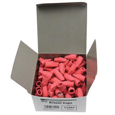 Pencil Eraser Caps Pink 144box