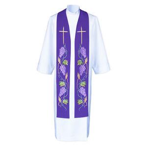 STOLE Priest stole PURPLE - <span itemprop=availableAtOrFrom>Grudziadz, Polska</span> - STOLE Priest stole PURPLE - Grudziadz, Polska