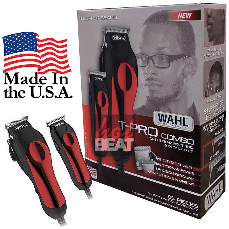 Wahl Professional Hair Clipper Kit 23 pcs Barber Pro Set