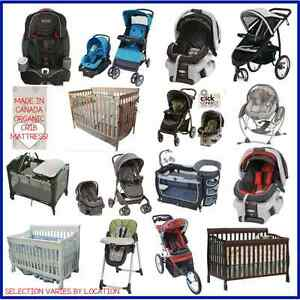 BRAND NEW BABY GEAR! - Oct 1 & 2 in DARTMOUTH